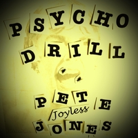 Psycho Drill cover design by Pete Jones