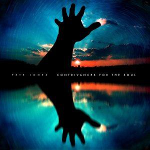Cover art for contrivances for the soul album by pete jones (ex pil Department S)