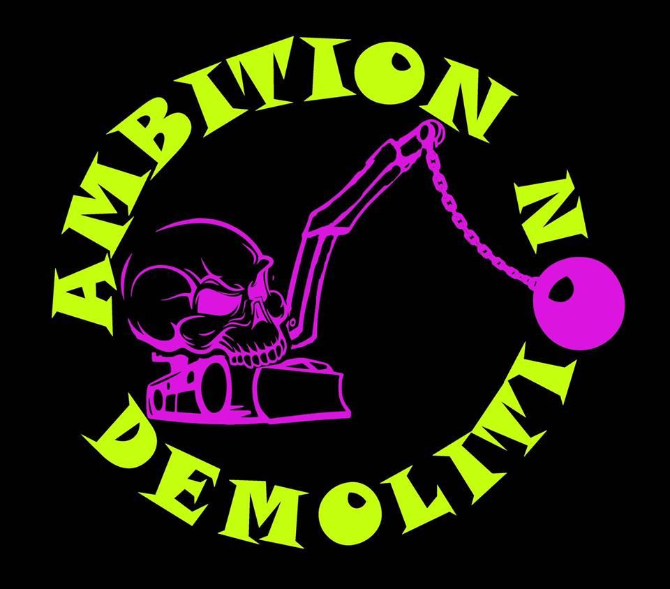 Ambition Demolition logo